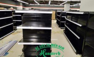 Lắp đặt kệ siêu thị chính hãng tại TPHCM