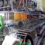 Kệ bày hàng gia dụng tại TPHCM