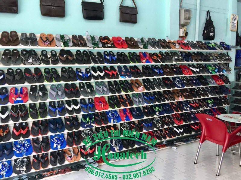 Kệ giày dép bán hàng tại Cần Thơ