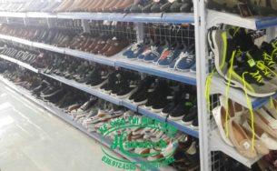 Kệ để giày dép bán hàng tại Cần Thơ