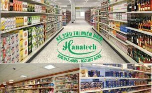 5 Ưu điểm nổi bật của Kệ siêu thị tại Cần Thơ