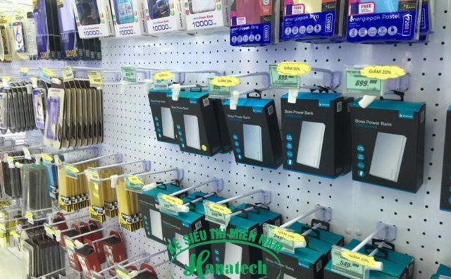 Kệ móc treo phụ kiện điện thoại tại TPHCM