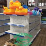 Giá kệ siêu thị tại Cần Thơ loại Đầu dãy nối tiếp