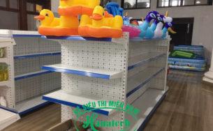 Kệ siêu thị đầu dãy nối tiếp tại TPHCM