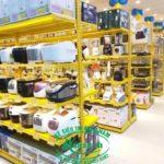 Giá kệ siêu thị điện máy tại Cần Thơ