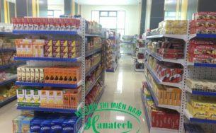 Kệ siêu thị chất lượng tại TPHCM