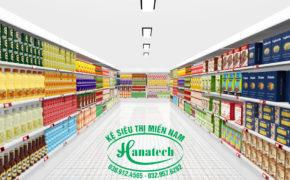 Bán kệ siêu thị tại Cần Thơ