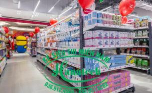 Các loại kệ hàng hóa tại TPHCM thông dụng nhất trên thị trường