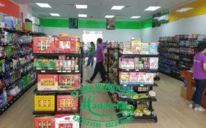 Mua kệ siêu thị giá rẻ tại TPHCM