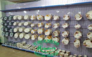 Kệ móc treo đồ gia dụng cửa hàng, siêu thị tại Long An