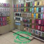 Kệ treo phụ kiện điện thoại tại Long An