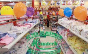 Kệ siêu thị giá rẻ tại Cần Thơ