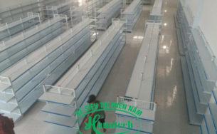Kệ siêu thị Tôn Liền tại Vũng Tàu