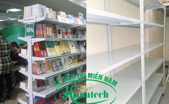 Giá kệ nhà sách tại Vũng Tàu