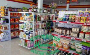 Bảng giá kệ siêu thị tại Vũng Tàu