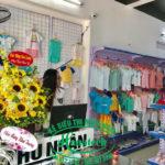 Giá kệ shop thời trang tại Bình Dương