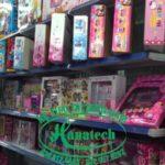 Kệ bán đồ chơi trẻ em tại Bình Dương