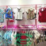Kệ bán quần áo tại Cần Thơ