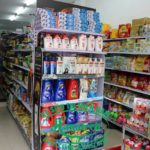 Kệ cửa hàng tạp hóa tại Đồng Nai