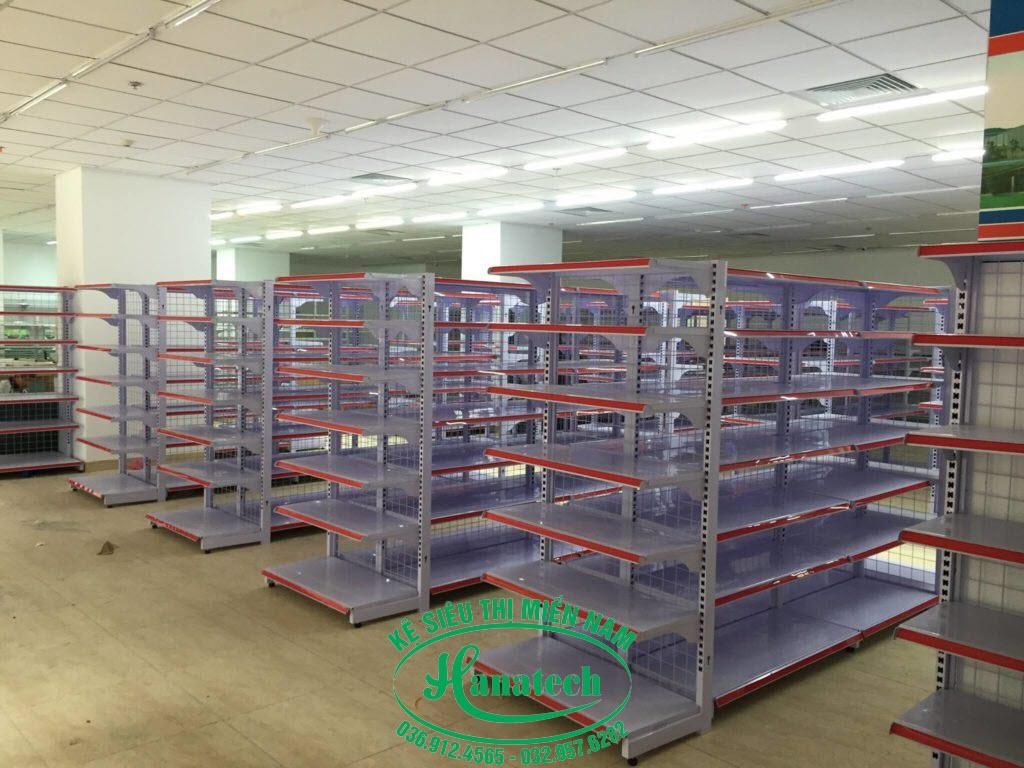 Báo giá kệ siêu thị Đồng Nai