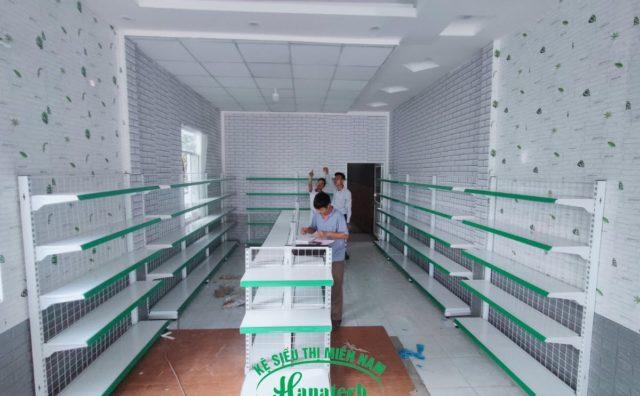 Kệ cửa hàng tiện ích tại Đồng Nai