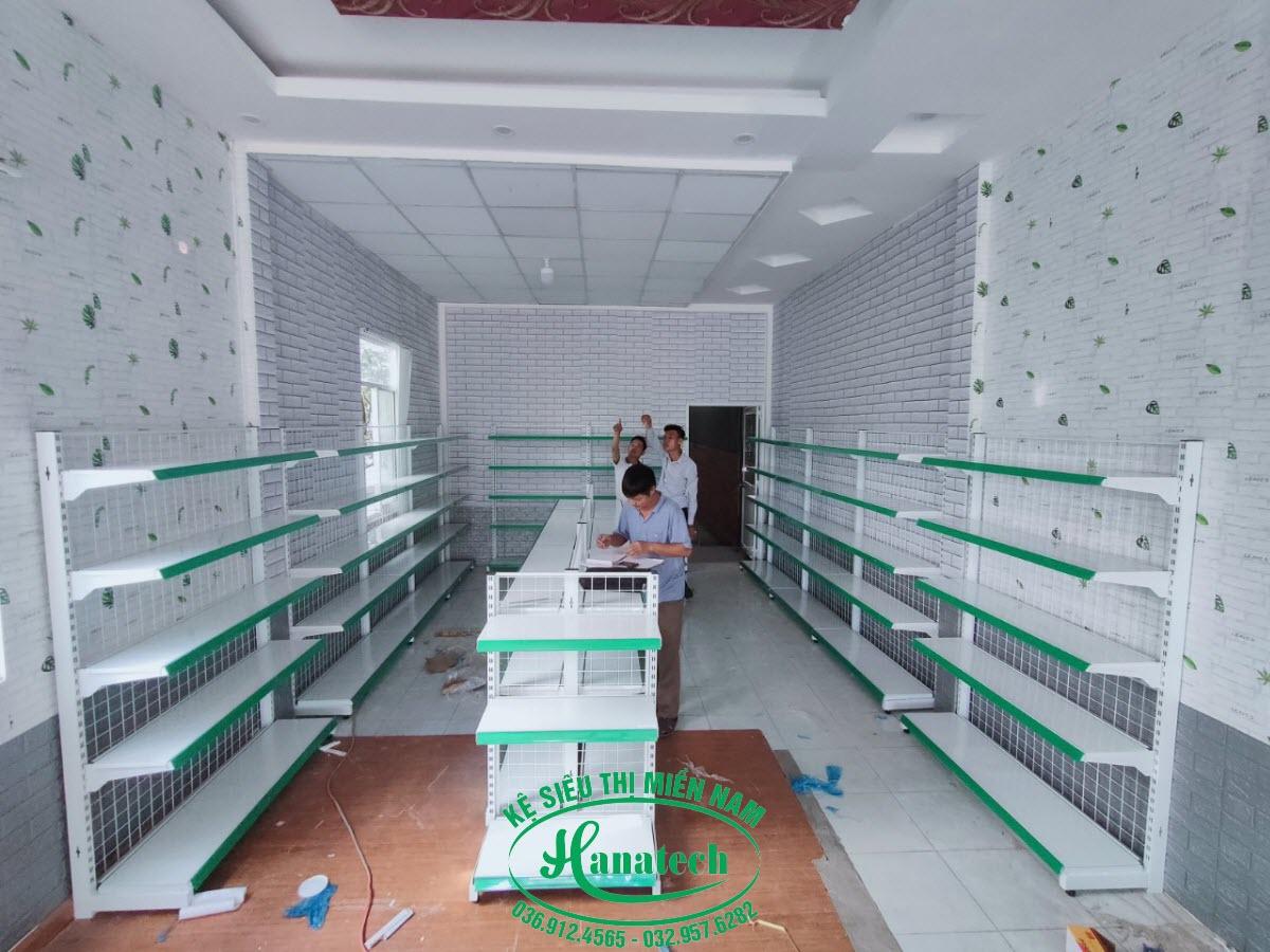 Giá kệ cửa hàng tiện ích tại Đồng Nai