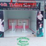 Giá kệ shop thời trang tại Đồng Nai