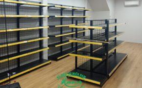 Giá kệ siêu thị ở Tây Ninh