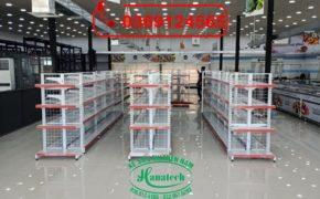 Giá kệ siêu thị tại Đồng Tháp