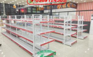Lắp đặt Kệ siêu thị tại Tây Ninh
